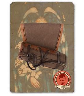 Porta Armas de Cinto RFB Bitono Marrón