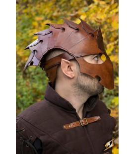 Assasin Helmet - Brown