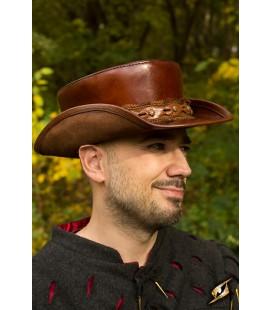 Sombrero de Copa Marrón