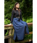 Falda de Batalla Azul