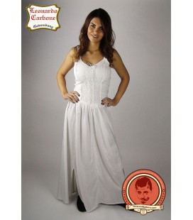 Vestido corpiño Carolina
