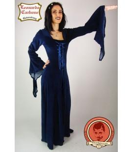 Vestido de terciopelo Circe