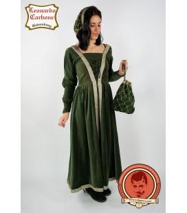 Vestido de reina Katharina