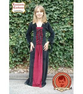 Vestido de princesa Syl