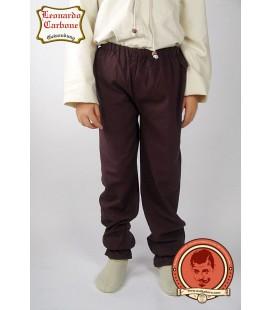 Pantalones de algodón para niños Brandand