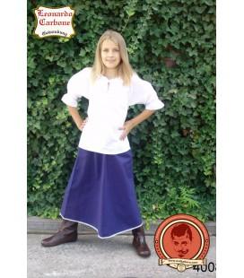 Falda de chica Pemarma