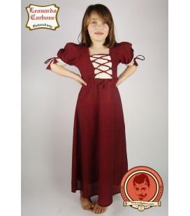 Vestido de verano con cuerdas Eman