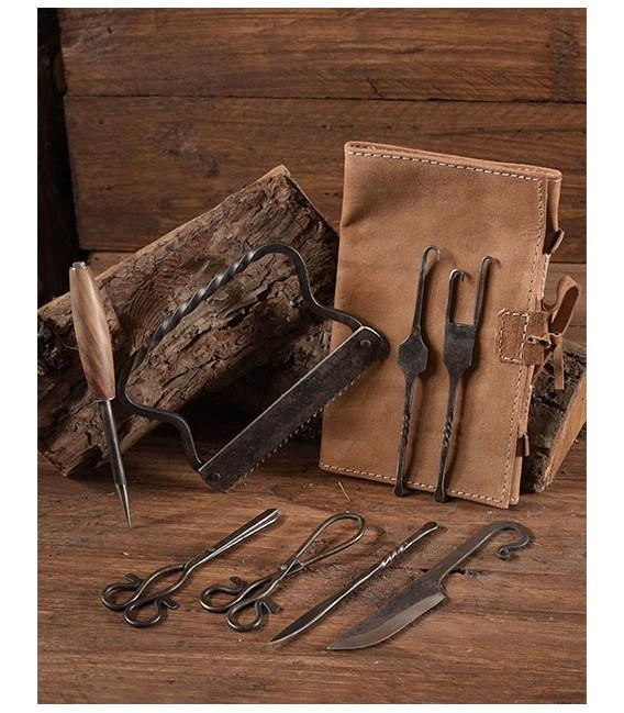 Kit de fuego medieval