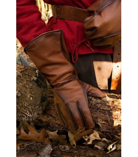 Falcon Gloves - Brown