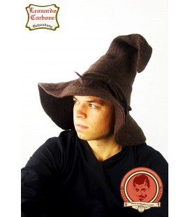Sombrero de mago de lana
