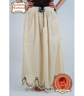 Skirt with embroidery Lorelei