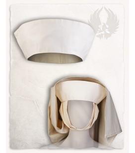 Lenora tiara cotton