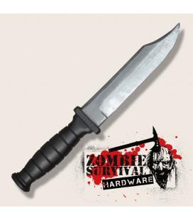 Cuchillo de supervivencia Zombie