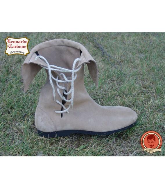 Leather boots Viajero