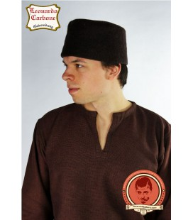 Sombrero de fieltro rústico Hans