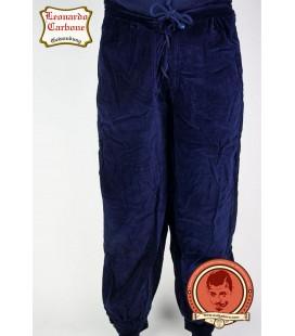 Pantalones de terciopelo azules - edición limitada