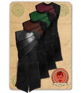 Armadura de cuero de arquero Annath