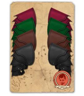 Hombreras de jinete de dragón Kevrah