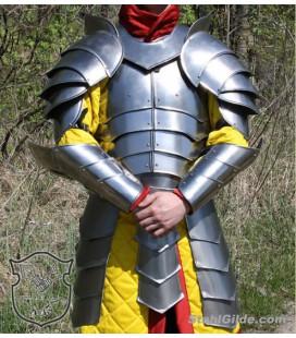 Set de armadura Commander