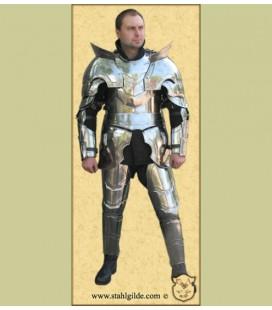 Set de armadura Señor de la Guerra Deluxe