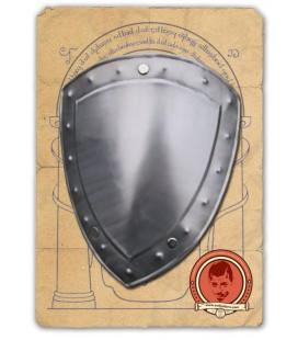 Escudo de hombro Deluxe