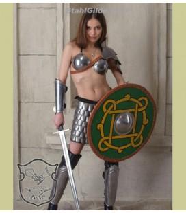 Set de armadura femenina Heroina