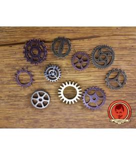 Mixed Vintage Steampunk Watch Parts