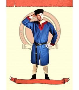 Vasilevich merchant costume