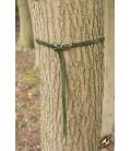 Cinturón Godfrey Verde de 130cm