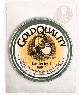GOLD QUALITY LEATHER GREASE