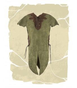 Elvish Split leather Túnic