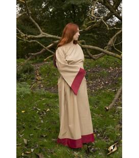 Vestido Freya Beige