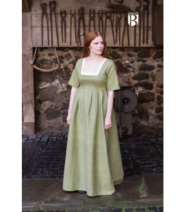 Women's Dress Frideswinde - Green