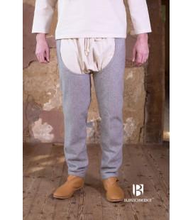 Calzas de lana Bernulf - Gris