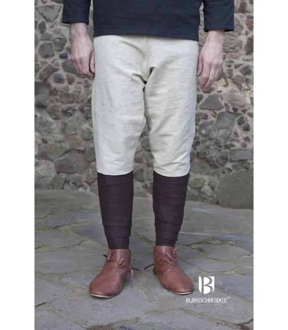 Pantalones Thorsberg Ragnar - Negro
