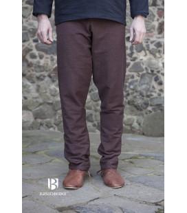Pantalones Thorsberg Ragnar - Marrón