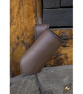 Porta Espadas Marrón Zurdo