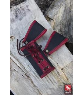 Porta armas Negro y Rojo RFB