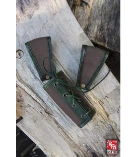 Porta armas Marrón y Verde RFB