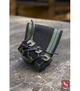Porta Armas Ajustado al Cinto Negro y verde