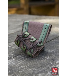 RFB Small holder - Black - Brown Green