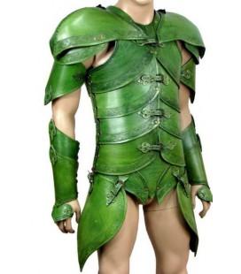 Noble Elf Armor - black