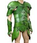 Armadura completa Noble Elfo - Verde