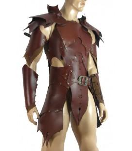 Dark Elf Raider Armor