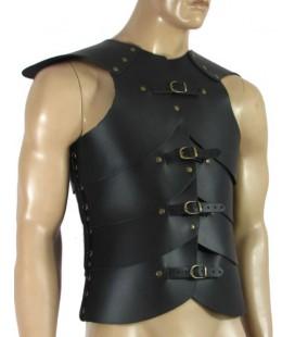 Armadura espadachín - Negro