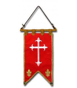 Banderín de batalla Cruz