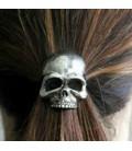 Coletero Raven Skull