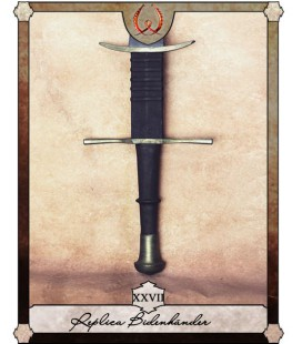 Two Handed Sword Typ XXVII