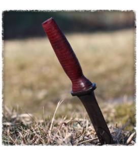 Soldier Throwing dagger