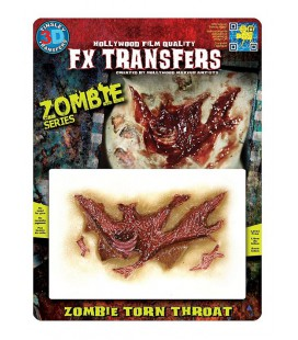 Zombie Torn Throat FXTransfers
